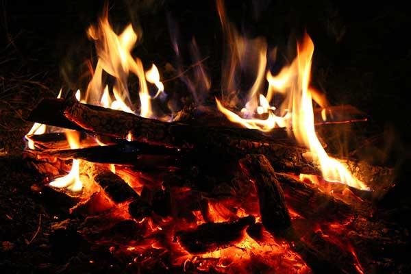Значение снов про огонь