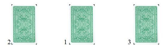 Расклад на 3 карты