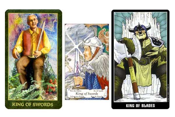 Значение короля мечей